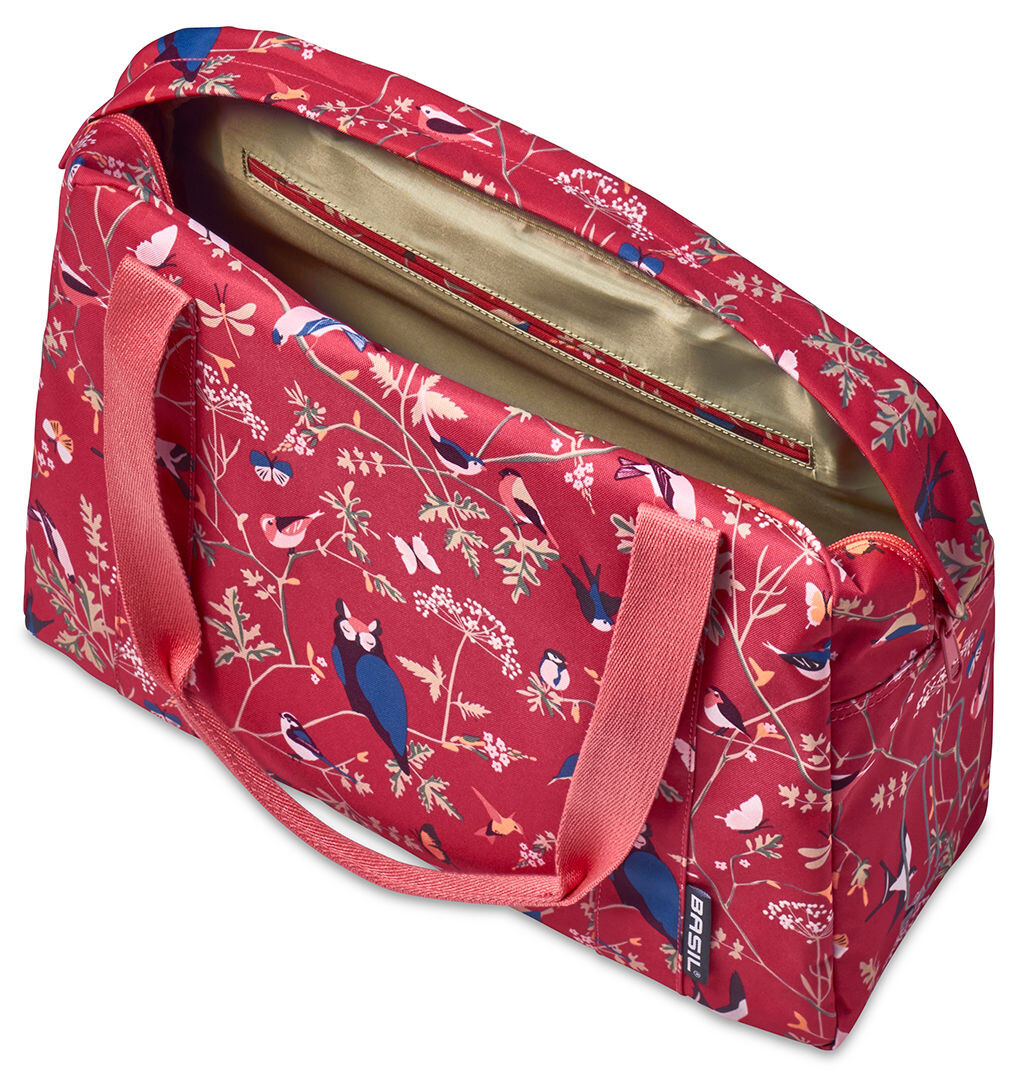 Basil wanderlust carry all Bag vintage Red